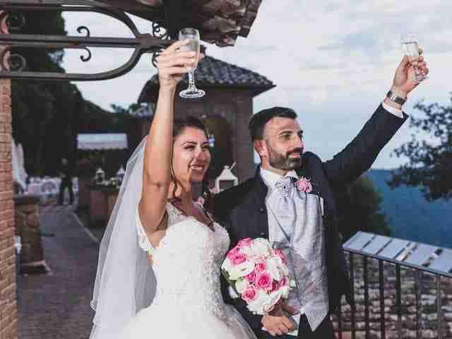 Villa del Cardinale - Punta San Michele - Fotoreportage matrimonio di Francesca & Enrico - Colizzi Fotografi