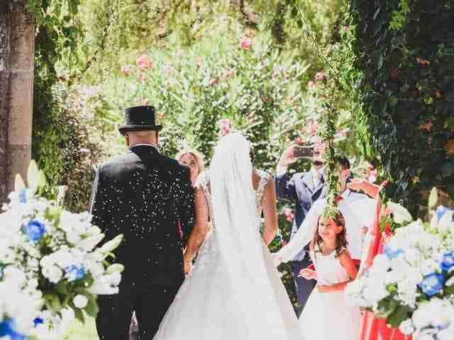 Villa Sanna - Fotoreportage matrimonio di Simone & Valentina - Colizzi Fotografi