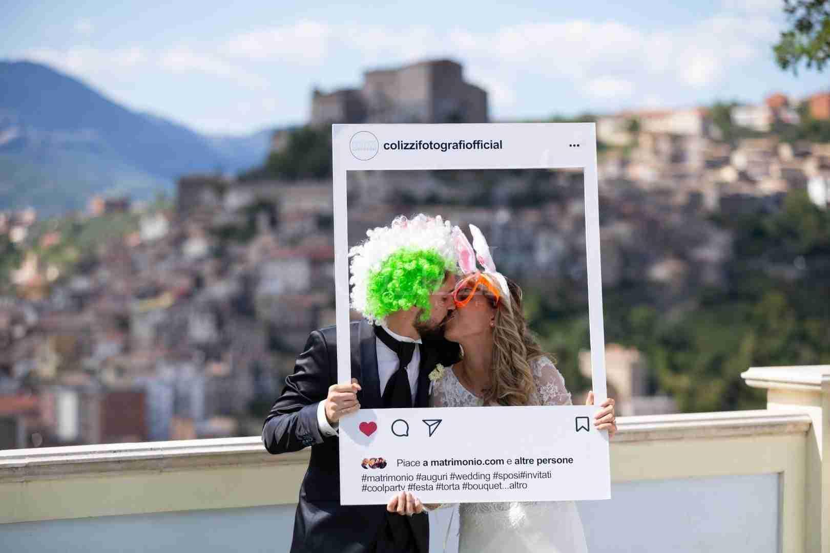 Intrattenimento Matrimonio - photobooth