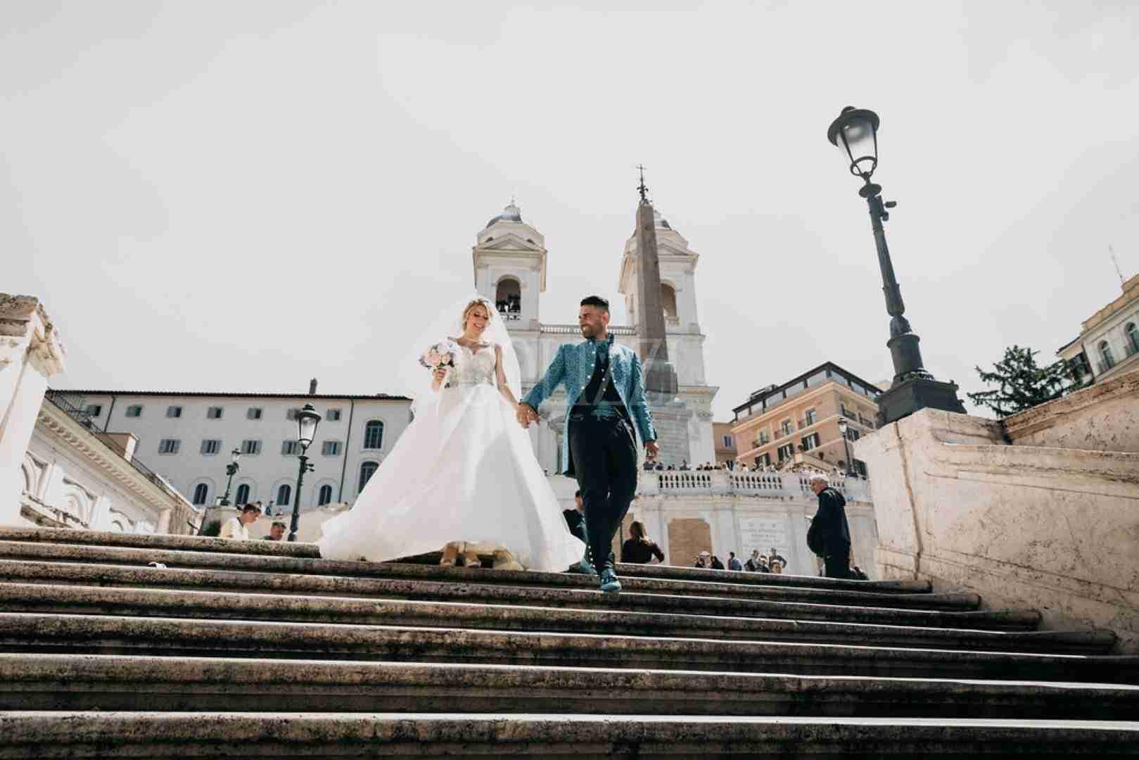 Perché a molti stranieri piace celebrare le nozze in Italia?