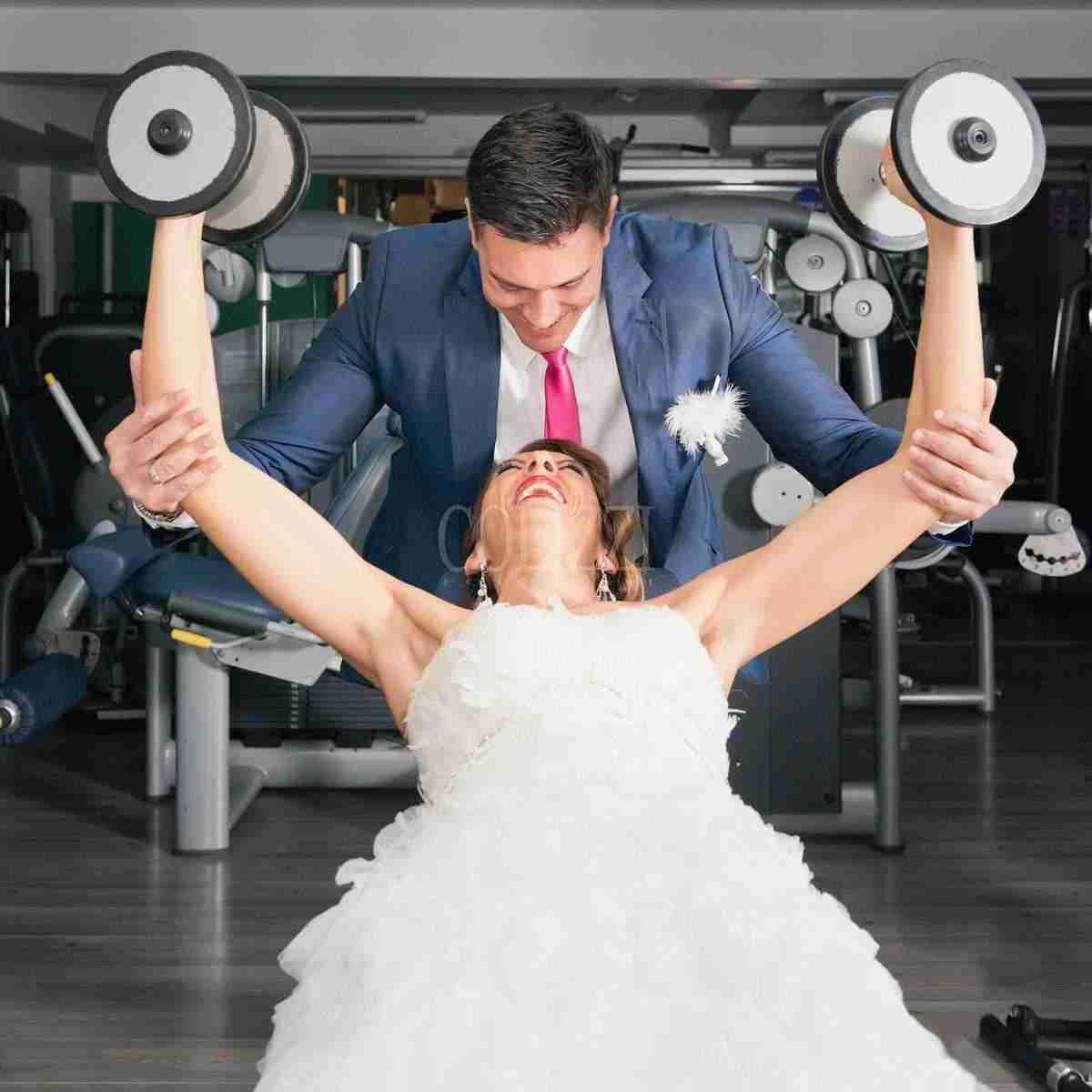 Wedding Personal Trainer