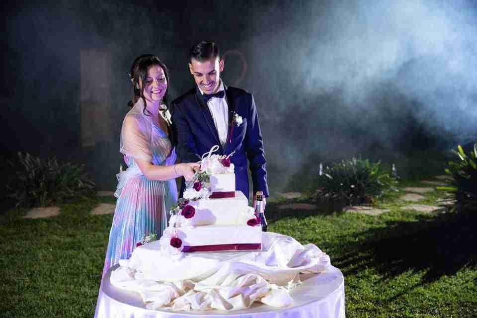 Casale Baldetti - Fotoreportage matrimonio di Francesca & Federico - Colizzi Fotografi