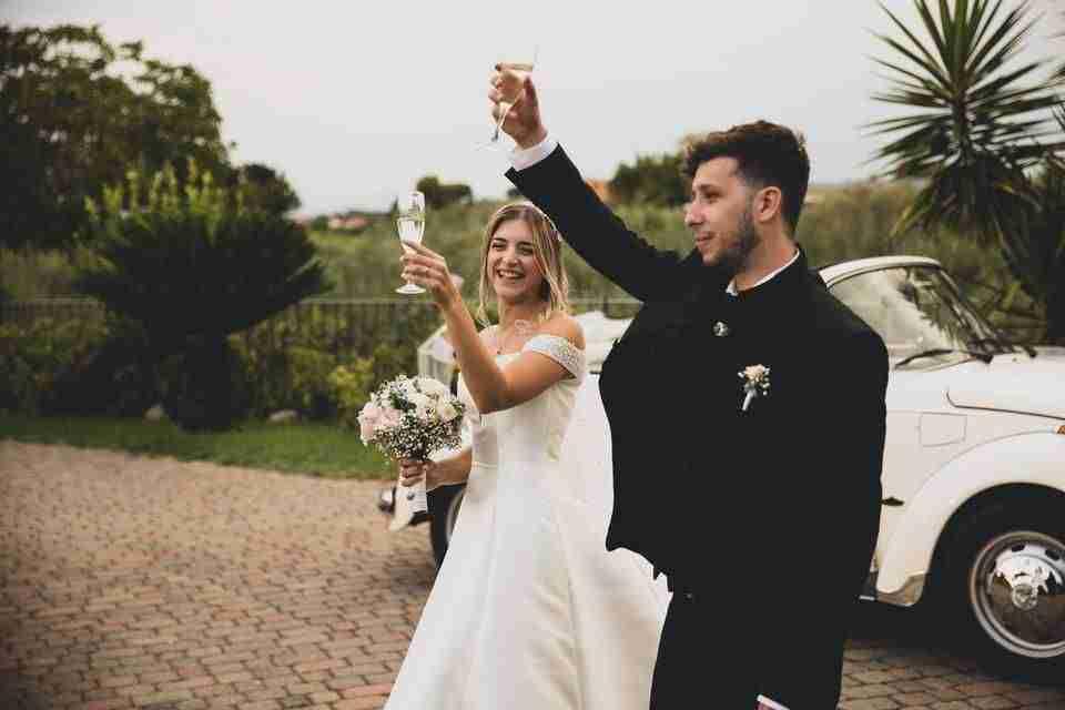 Fotoreportage Matrimonio di Valentina & Gabriele - Colizzi Fotografi