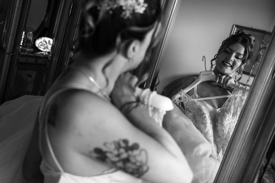 Fotoreportage Matrimonio di Simona & Valerio - Colizzi Fotografi
