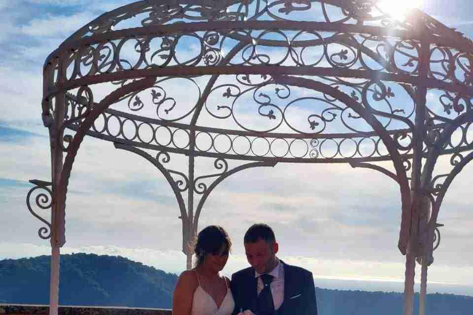 Villa del Cardinale - Punta San Michele - Fotoreportage matrimonio di Eleonora  & Luciano - Colizzi Fotografi