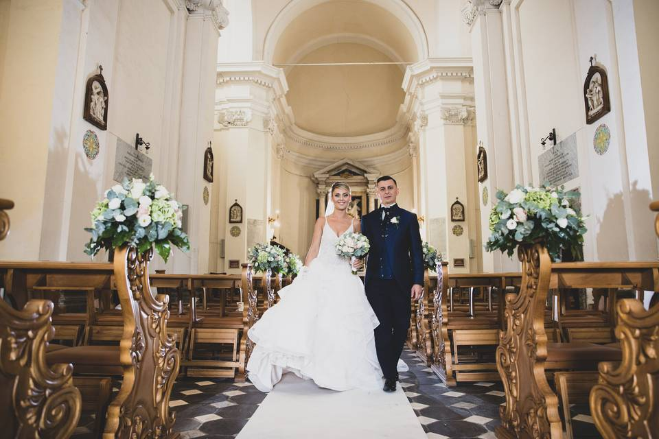 Fotoreportage Matrimonio di Claudia & Simone - Colizzi Fotografi