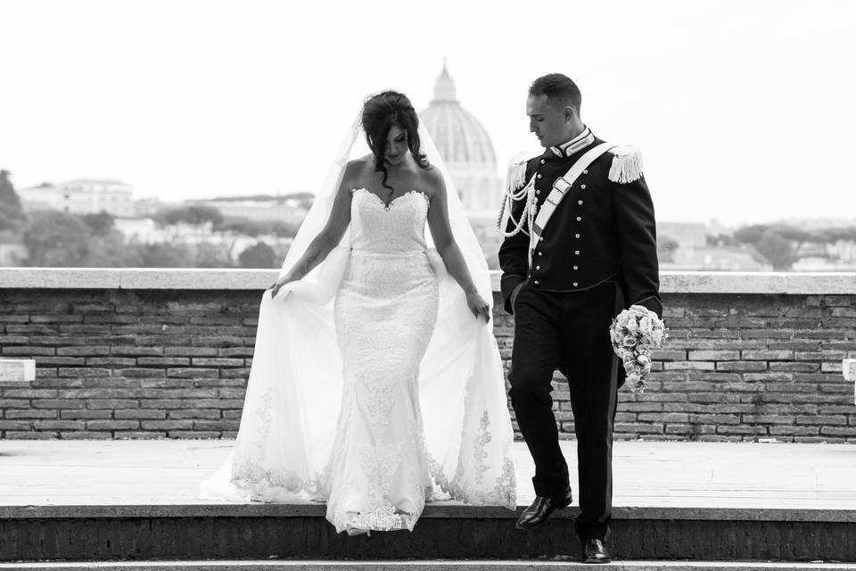 Fotoreportage Matrimonio di Giorgia & Valerio - Colizzi Fotografi