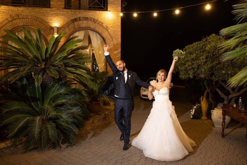 Borgo della Cartiera Pontificia - Fotoreportage matrimonio di Arianna & Fausto - Colizzi Fotografi