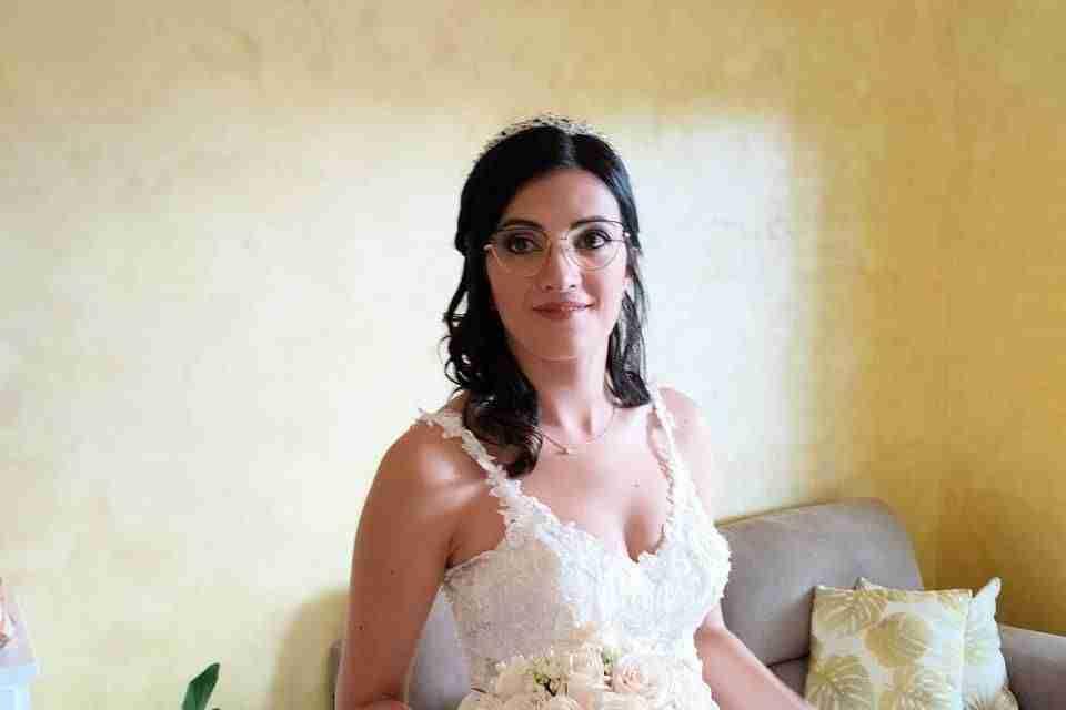 Palazzo Brancaccio - Fotoreportage matrimonio di Debora & Matteo - Colizzi Fotografi