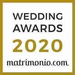 Fotografo Matrimonio Roma - Premio Wedding Awards 2020 matrimonio.com