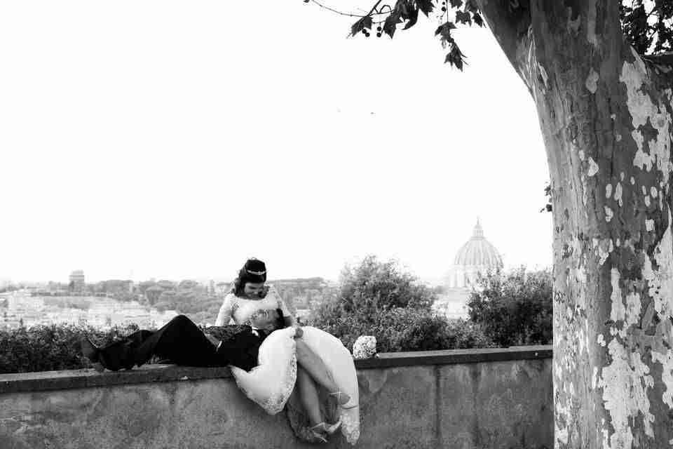 Villa Demetra Ricevimenti - Fotoreportage matrimonio di Tania & Giuseppe - Colizzi Fotografi